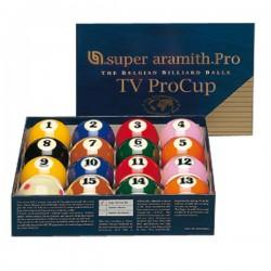 """Billes US """"Super ARAMITH pro tv"""" Ø 57.2 mm"""