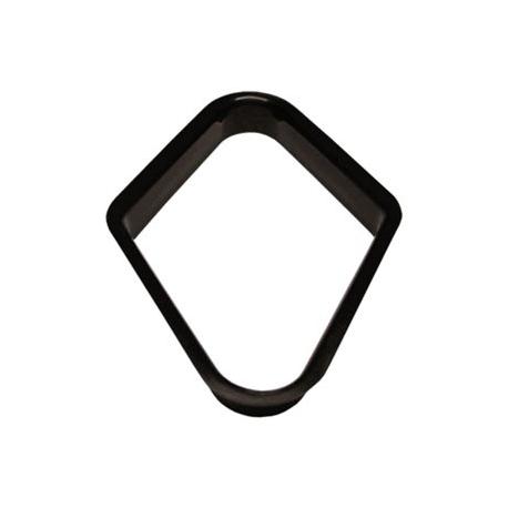 BLACK PLASTIC DIAMOND RACK– 9 BALL GAME – Ø2,2 IN