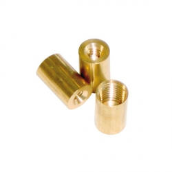 Ø 10 mm Brass Ferrule with steel screw