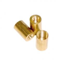 Virole laiton vis métal Ø 11 mm