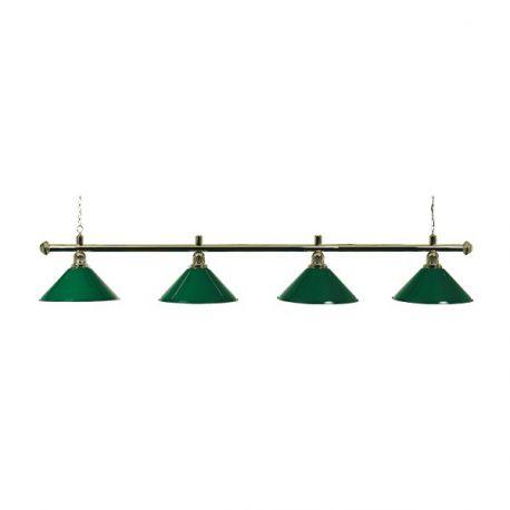 Green brass Pool 4/L Lights