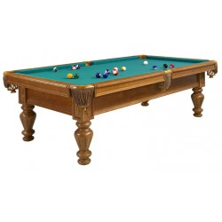 8ft oak ROYAL BILLIARD