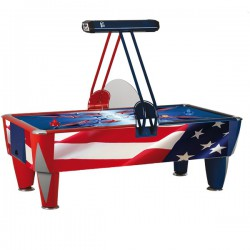 """Patriot"" air-hockey"