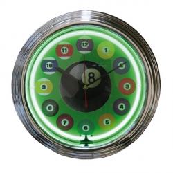 Horloge neon NBU - 2