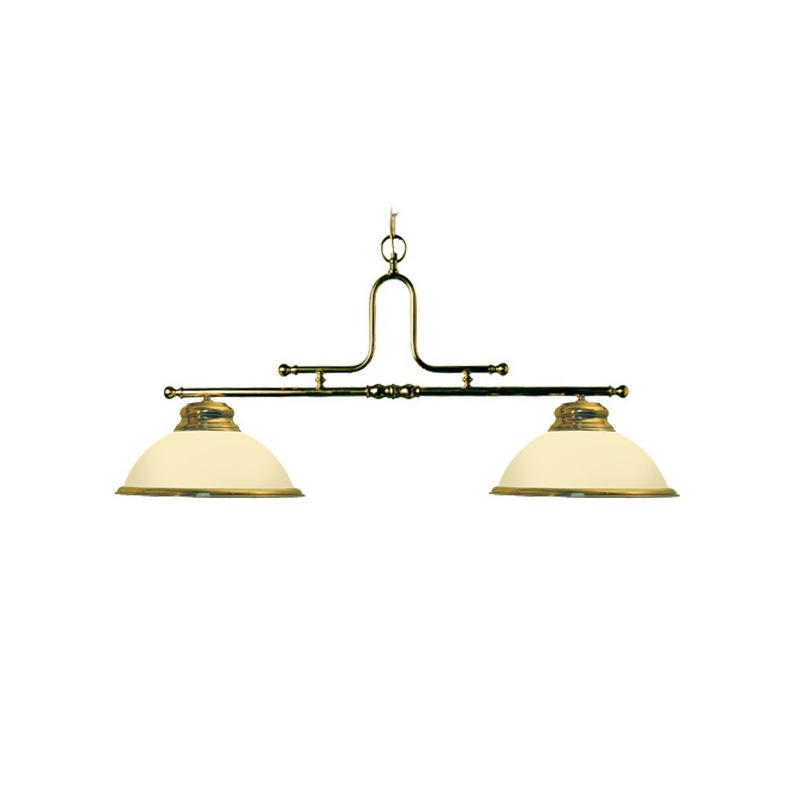 latest brass lights with opal dome loading zoom with lustre billard pas cher. Black Bedroom Furniture Sets. Home Design Ideas