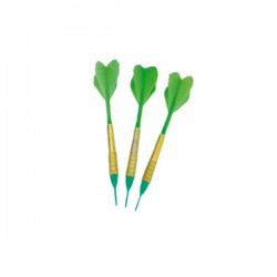 Standard green darts (for one dart)