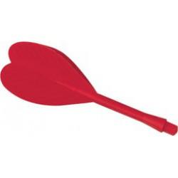 Ailette rouge - 100 pièces
