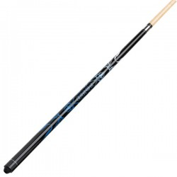 """Blue tribal"" US cue"