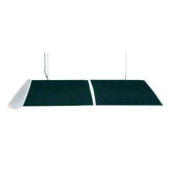 Black MIST Lamp 133 cm