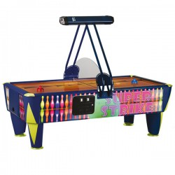 """Super strike"" air-hockey"