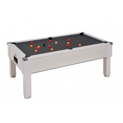 Billard Cambridge 7FT BLANC