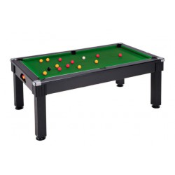 Billard table Saloon - pool anglais 7FT Noir