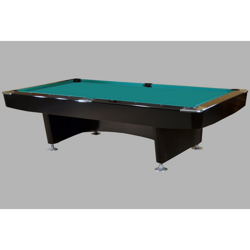 billard am ricain dino sport plus noir 8ft us jmc billard. Black Bedroom Furniture Sets. Home Design Ideas