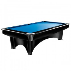 9 ft black DYNAMIC 3 BILLIARD