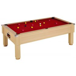 BILLARD CAMBRIDGE 7FT CHENE