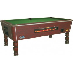 BILLARD VIRGINIA 7ft Acajou