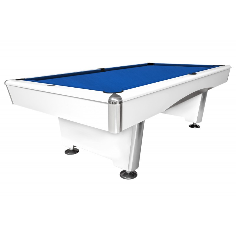 billard am ricain triumph 7ft blanc jmc billard. Black Bedroom Furniture Sets. Home Design Ideas