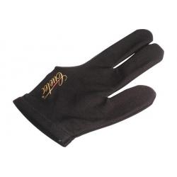 Gant billard noir Cuetec - taille unique