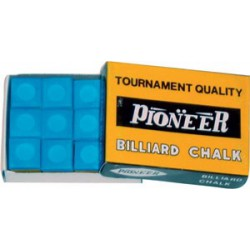 BLUE PIONEER CHALK 12 pieces