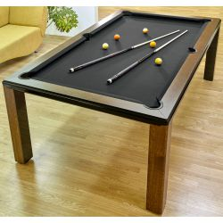 billard table dino extra blanc jmc billard. Black Bedroom Furniture Sets. Home Design Ideas