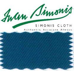 Drap Simonis 760 Bleu Pétrole