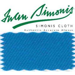 Drap Simonis 760 Bleu Tournoi
