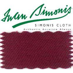 Drap Simonis 760 Bordeaux