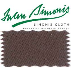 Drap Simonis 760 Chocolat