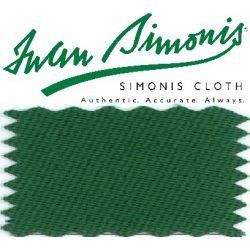 Drap Simonis 760 Vert Anglais