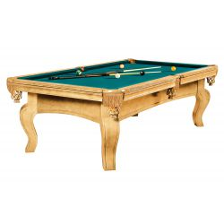 Billard américain Dynasty Oak 8ft