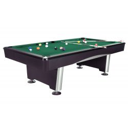 7ft black TRIUMPH BILLIARD