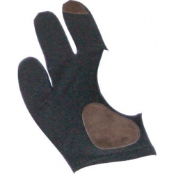 LAPERTI GLOVE WITH LARGE LEATHER PAD
