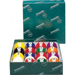 STANDARD ARAMITH US BALL SET –Ø 2,06 IN