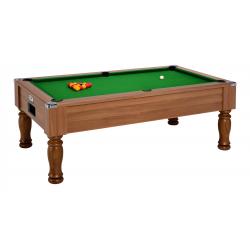 Walnut Monarch English Pool Table