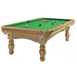 8 ft oak luxurious KIEV BILLIARD