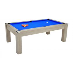 Billard table Avant-Garde V2 7FT Chêne Gris