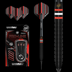 Fléchettes soft Winmau Pro-line 90% tgs