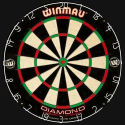 Cible Winmau Diamond plus