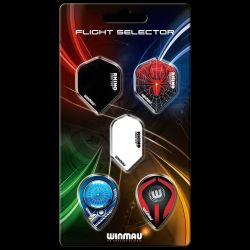 LOT 5 x J/AIL Winmau Prism Alpha Collection