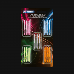 Lot 5 x J/TIGES Winmau Prism Force Collection