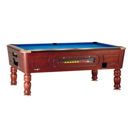 mahogany BALMORAL ENGLISH POOL TABLE