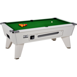 White Outback Omega English Pool