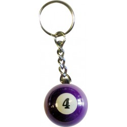 KEY RING NO 4 Ø0,9IN