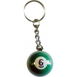 KEY RING NO 6 Ø0,9IN