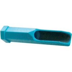 Grattoir bleu
