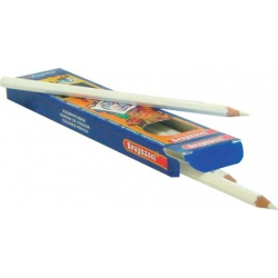 Crayon cadre blanc