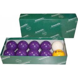 SPECIAL 9 GAME BALL SET - Ø2,24 IN