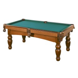 Billard américain Kiev 7ft - Brun Antique