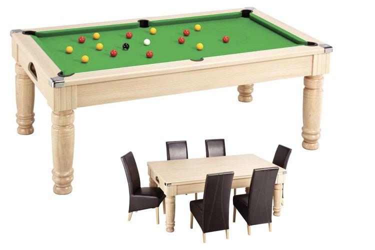 Billard Neuf billard table diners - pool anglais 6ft chêne - jmc billard