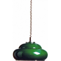 GREEN MILANO 1 Light glass cover